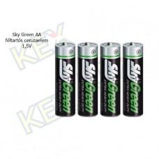 Sky Green AA féltartós ceruzaelem 1,5V