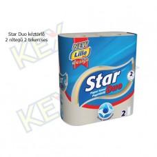 Star Duo kéztörlő 2 rétegű 2 tekercses