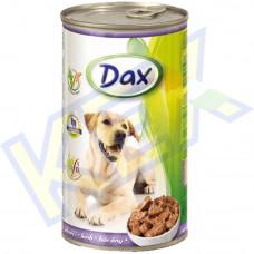 Dax kutyakonzerv bárány 1240g