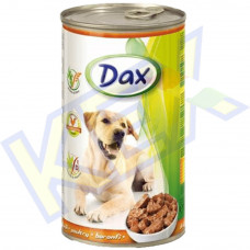 Dax kutyakonzerv baromfi 1240g
