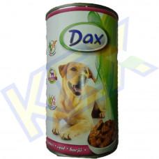 Dax kutyakonzerv borjú 1240g