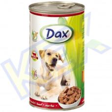 Dax kutyakonzerv marha 1240g