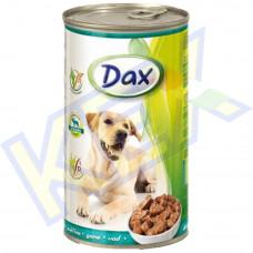 Dax kutyakonzerv vad 1240g