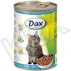 Dax macskakonzerv hal 415g