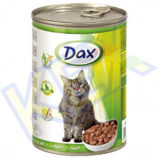 Dax macskakonzerv nyúl 415g