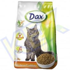 Dax macskatáp baromfi-zöldség 1kg
