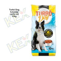 Turbó Dog kutyatáp csirke ízű 10kg