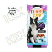 Turbó Dog kutyatáp bárány ízű 10kg