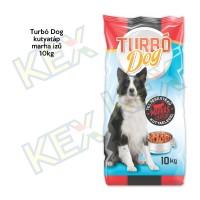 Turbó Dog kutyatáp marha ízű 10kg