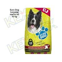 EuroDog kutyatáp marha ízű 10kg