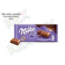 Milka táblás csokoládé Chocolate Dessert 100g