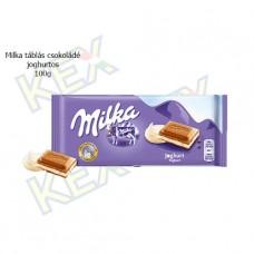 Milka táblás csokoládé joghurtos 100g
