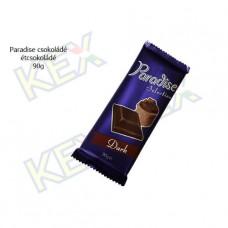 Paradise táblás csokoládé étcsokoládé 90g