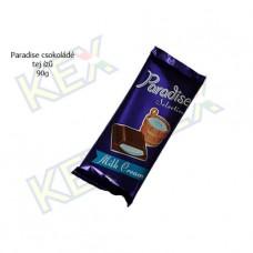 Paradise táblás tejcsokoládé tej ízű krémmel 90g