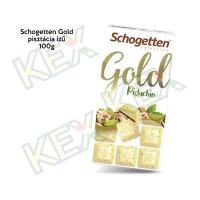Schogetten Gold tábla pisztácia ízű 100g