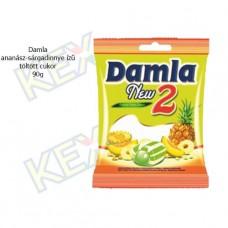 Tayas Damla töltött cukor ananász-sárgadinnye ízű 90g