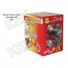 Daniel's Gumi Cumi gyümölcs ízű 10g