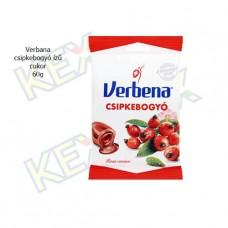 Verbena cukor csipkebogyó ízű 60g