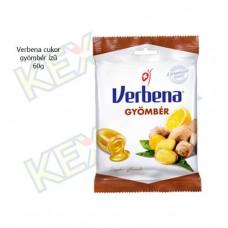 Verbena cukor gyömbér ízű 60g