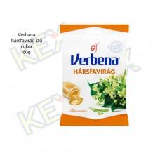 Verbena cukor hársfavirág ízű 80g