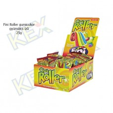Fini Roller gumicukor gyümölcs ízű 25g