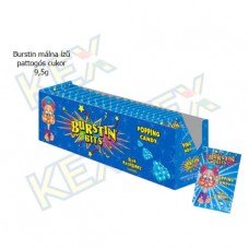Burstin Bits pattogós cukor málna ízű 9,5g