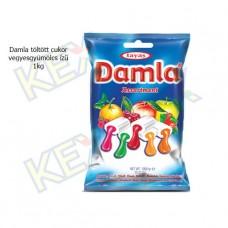 Tayas Damla töltött cukor vegyes gyümölcs ízű 1kg