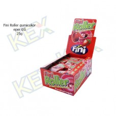 Fini Roller gumicukor eper ízű 25g