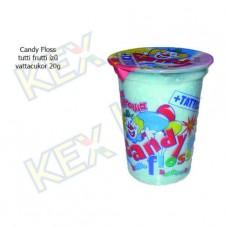 Candy Floss vattacukor tutti frutti ízű 20g