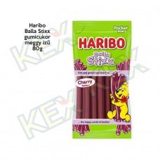 Haribo Balla Stixx gumicukor meggy ízű 80g