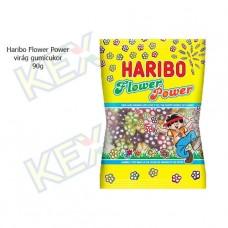 Haribo Flower Power (virág) gumicukor 90g