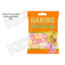 Haribo Funny Cubes (kocka) gumicukor 85g