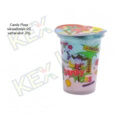 Candy Floss vattacukor sárgadinnye ízű 20g