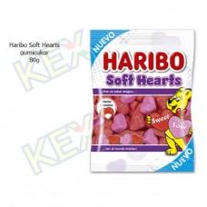 Haribo Soft Hearts gumicukor 80g