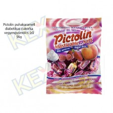 Intervan Pictolin puhakaramell cukor vegyes gyümölcs ízű 56g