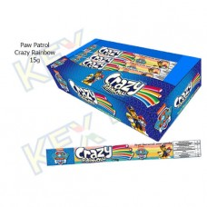 Paw Patrol Crazy Rainbow savanyú cukor 15g