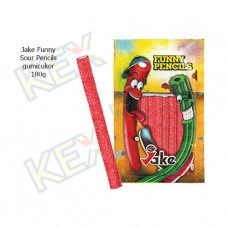 Jake Funny Sour Pencils gumicukor 15g