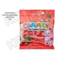 Sweetsystem Gummily wild cherry gumicukor 75g