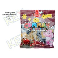 Sweetsystem Gummily jelly cola gumicukor 75g