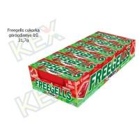 Freegells cukorka görögdinnye ízű 31,7g