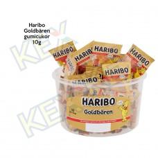 Haribo Goldbären mini maci gumicukor 10g
