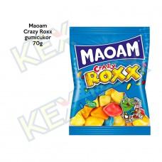 Maoam Crazy Roxx gumicukor 70g