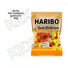 Haribo Saft Goldbären maci gumicukor 85g