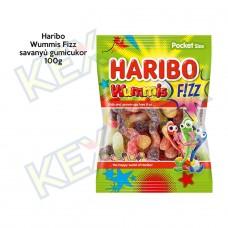 Haribo Wummis Fizz gumicukor 100g