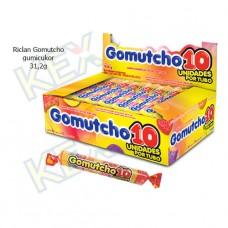 Riclan Gomutcho gumicukor 31,2g