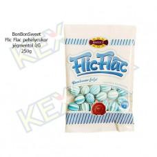 Bon Sweet Bon Flic Flac pehelycukor jégmentol ízű 250g