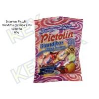 Intervan Pictolin Blanditos gyümölcs ízű cukorka 65g