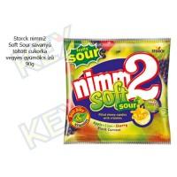 Storck nimm2 Soft Sour savanyú töltött cukorka 90g
