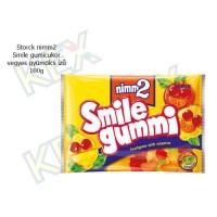 Storck nimm2 Smile gumicukor vegyes gyümölcs ízű 100g