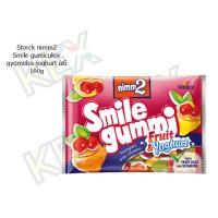 Storck nimm2 Smile gumicukor joghurt-vegyes gyümölcs ízű 100g